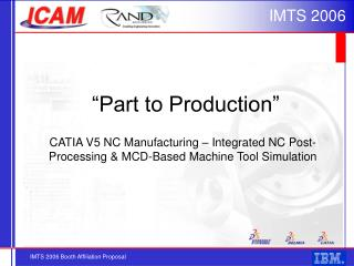 """""""Part to Production"""""""