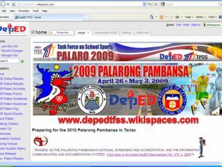 depedtfss.wikispaces