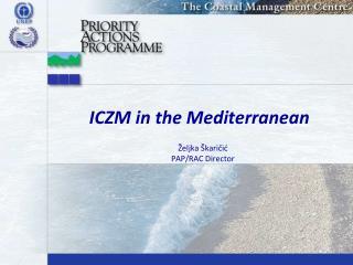 ICZM  in the Mediterranean