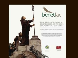 1999   I° Encuentro Internacional de Educadores Benedictinos         Worth, Inglaterra