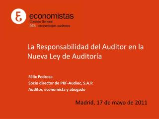 Madrid, 17 de mayo de 2011