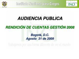 Instituto Nacional para Ciegos