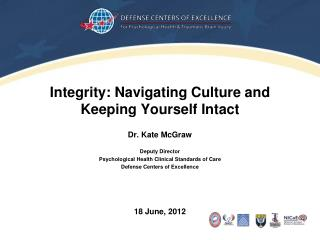 Integrity: Navigating Culture and Keeping Yourself Intact