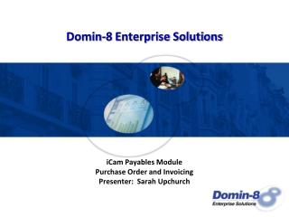 Domin-8 Enterprise Solutions