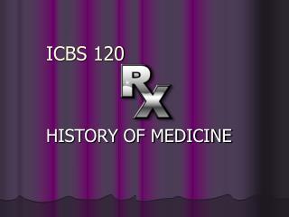 ICBS 120