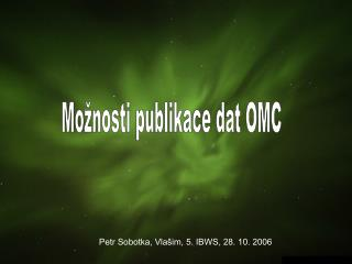 Petr Sobotka, Vlašim, 5. IBWS, 28. 10. 2006