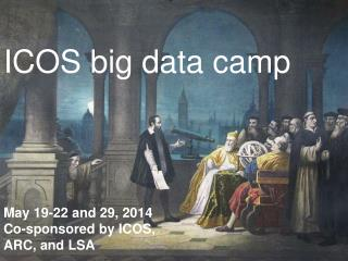 ICOS big data camp