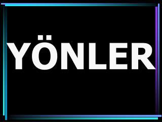 Y�NLER