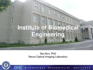 Institute of Biomedical Engineering