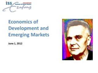 Economics of Development and Emerging Markets