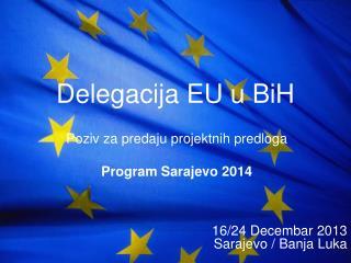 Delegacija EU u BiH