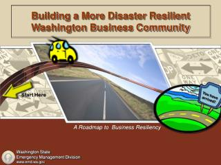 A Roadmap to  Business Resiliency