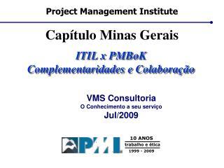 Project Management Institute