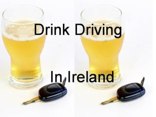 DRINK DRIVING IS NOT A HUGE PROBLEM IN YOUNG PEOPLE IN IRELAND