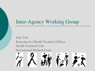 Inter-Agency Working Group