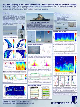 ASCOS ice drift on Icebreaker Oden August 12 – Sept 1 2008,  87-87.6  N, 1-11  W.
