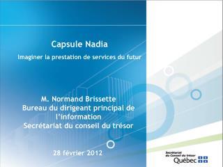 Capsule Nadia Imaginer la prestation de services du futur