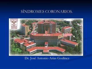 S�NDROMES CORONARIOS.