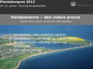 Plantekongres 2012 10.-12. januar i Herning Kongrescenter