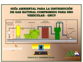 GUÍA AMBIENTAL PARA LA DISTRIBUCIÓN DE GAS NATURAL COMPRIMIDO PARA USO VEHICULAR - GNCV