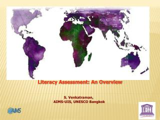 Literacy Assessment: An Overview