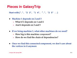 Pieces in GalaxyTrip