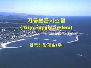 자동보급시스템 ( Auto Supply System)