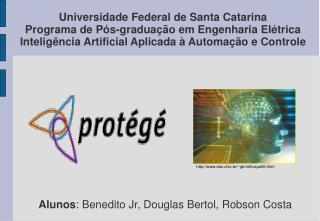 Alunos : Benedito Jr, Douglas Bertol, Robson Costa