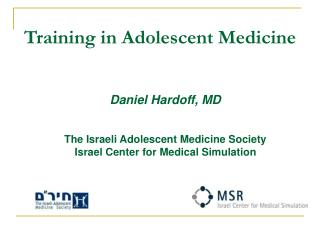Training in Adolescent Medicine