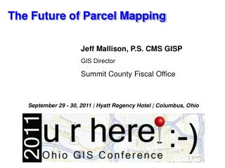 The Future of Parcel Mapping