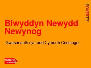 Blwyddyn Newydd Newynog