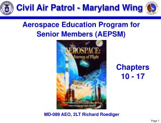Civil Air Patrol -  Maryland  Wing