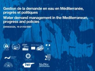 CYPRUS:  Taking into account of water demand management in the water policies By
