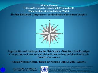 Alberto Zucconi Istituto dell'Approccio Centrato sulla Persona (IACP)