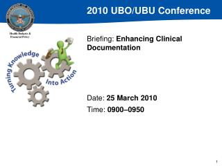 Briefing: Enhancing Clinical Documentation