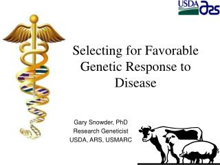 Selecting for Favorable Genetic Response to Disease