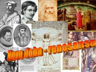 Novo doba - renesansa
