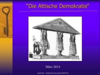"""""""Die Attische Demokratie"""""""