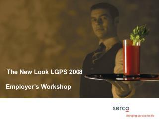 The New Look LGPS 2008