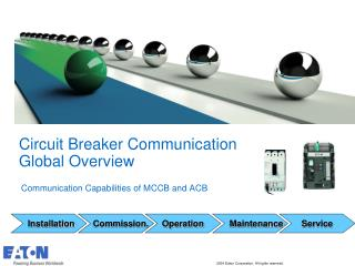 Circuit Breaker Communication Global Overview