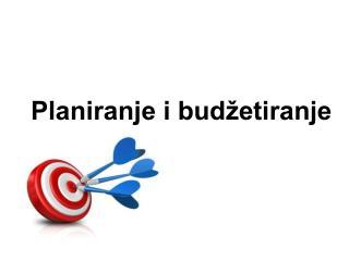 Planiranje i budžetiranje