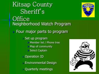 Kitsap County      Sheriff�s Office