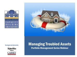 Managing Troubled Assets Portfolio Management Series Webinar