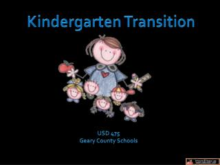 Kindergarten Transition