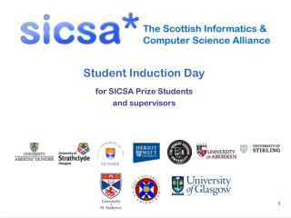 Student Induction Day