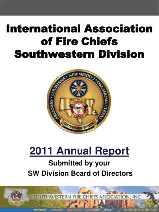 International Association of Fire Chiefs Southwestern Division