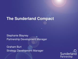 The Sunderland Compact