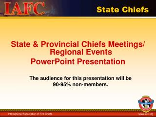 State Chiefs
