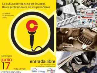 Reflejo de la Cultura Periodística en América Latina