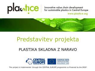 Predstavitev projekta